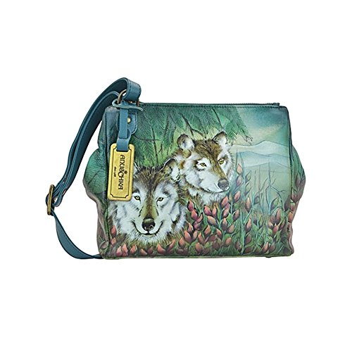 anuschka-handpainted-triple-compartment-convertible-tote-wolf-western-wolf