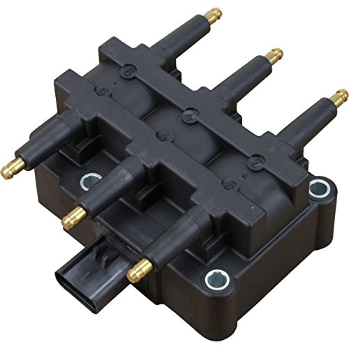 Brand New Ignition Coil for 1997-2010 Dodge Town & Country Viper & Ram 1500 2500 3500 8.0L 8.3L V10 Oem Fit C412