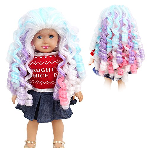 Baby Beehive Costume (STfantasy Doll Wig American Girl Barbie Baby AG BJD SD Doll 15