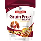 Hill'S Science Diet Grain Free Dog Treats, Chicken & Apples Dog Snacks, Healthy Dog Treats, 8 Oz Bag