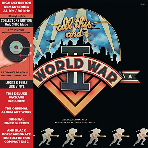 (All This and World War II - Cardboard Sleeve - High-Definition CD Deluxe Vinyl Replica)