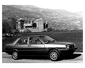 Amazon.com: 1984 Lancia Prisma Diesel Automobile Photo Poster