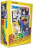 1989 Donruss Baseball Wax Pack Box (36 Count)