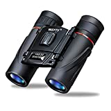 Binoculars, WeyTy 10x22 Mini Compact Fold-Able Binoculars For Adults. High Magnification Binoculars For Dim Vision, For Watching/ Hunting/ Hiking/ Travelling/ Exploring Or Other Outdoor Activities