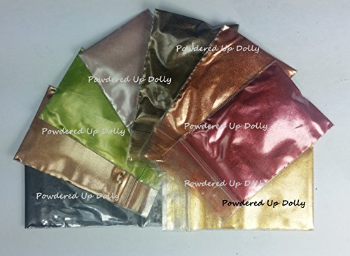 Sample Shimmer Cosmetic Pigment Colorants product image