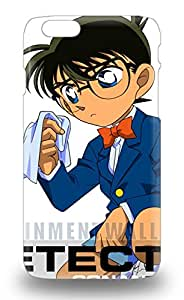 Durable Protector 3D PC Case Cover With Japanese Detective Conan Hot Design For Iphone 6 ( Custom Picture iPhone 6, iPhone 6 PLUS, iPhone 5, iPhone 5S, iPhone 5C, iPhone 4, iPhone 4S,Galaxy S6,Galaxy S5,Galaxy S4,Galaxy S3,Note 3,iPad Mini-Mini 2,iPad Air )