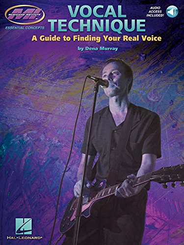 Download Vocal Technique: A Guide to Finding Your Real Voice (Book & Online Audio) pdf