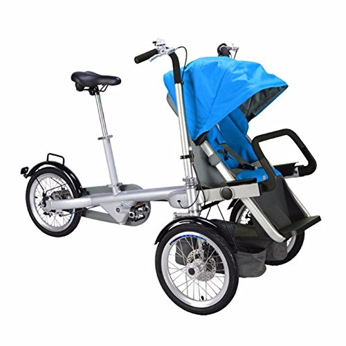 3 In One Jogging Stroller - 9