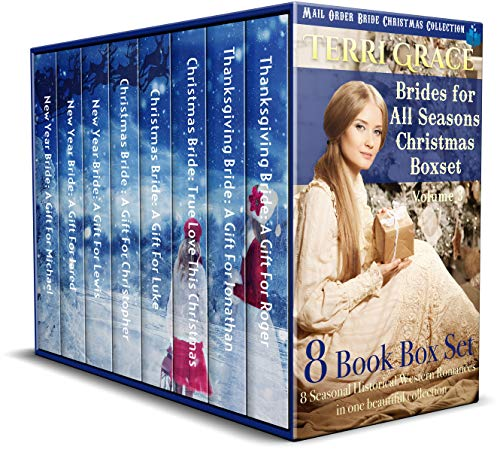 Pdf Spirituality Mail Order Bride: Brides For All Seasons Volume 3 (Christmas Boxset): 8 Seasonal Historical Western Romances in one Beautiful Collection