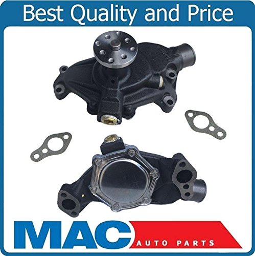 Engine Circulating Water Pump Bi-Directional Small Block 4.3L 5.0L 5.7L V6 V8 For Mercruiser OMC Volvo Pleasurecraft Replaces 12529508 8503991, 17437, 3853850