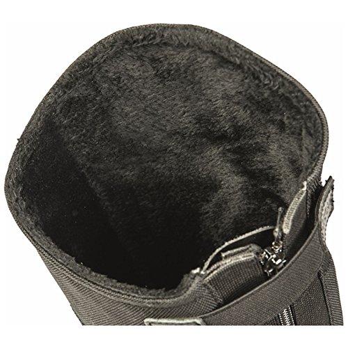 HKM–Botas de equitación–Style de invierno - negro