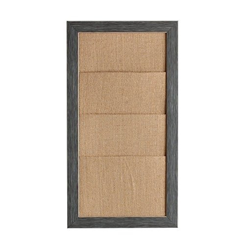 designovation-210084-wyeth-framed-burlap-pockets-wall-organization-board-gray