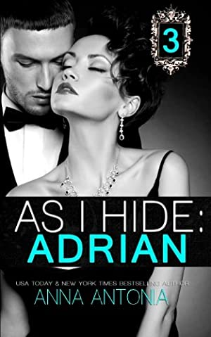 book cover of As I Hide: Adrian 3