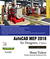 AutoCAD MEP 2018 for Designers, 4th Edition Front Cover