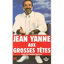 Jean Yanne aux grosses têtes (Sens de Humour) (French Edition)