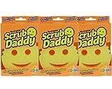 shark scrubs - Scrub Daddy - Smiley Face Scratch Free Scrubber As Seen On Shark Tank-3 pack