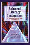 Balanced Literacy Instruction 9781929024261