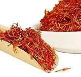 Chinese Saffron – Herbal – Decaffeinated – Flower Tea – Loose Leaf Tea – 1oz For Sale