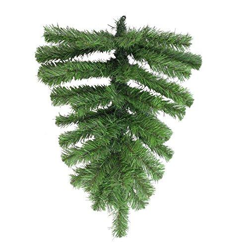 Northlight Pine Teardrop Artificial Christmas Swag, 22