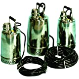 AMT Pump Submersible Pump, Stainless Steel