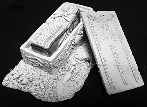 Reaper Miniatures 2724, Egyptian Sarcophagus