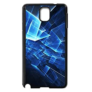 Samsung Galaxy Note 3 Cell Phone Case Covers Black Abstract Protective Hard Phone Case Cover CZOIEQWMXN24501