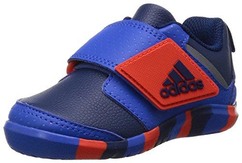 adidas FortaPlay AC I - Zapatillas de deportepara niños, Azul - (AZUMIS/AZUL/ENERGI), 20