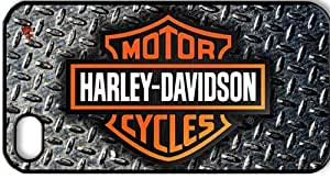 Personalized Harley Davidson Iphone 5c Hard Cover Case New Style