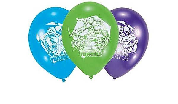 Amazon.com: Amscan Teenage Mutant Ninja Turtles -: Toys & Games