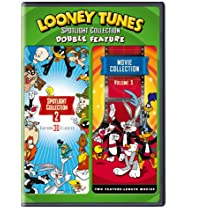 Looney Tunes: Spotlight Collection Double Feature (DVD) (2014)