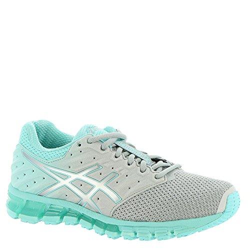 2 180 Blue MX Quantum Grey Mid Women's Gel Running Grey Aruba ASICS Mid T4wqgg