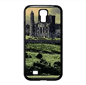 The Rock of Cashel, Ireland, Europe Watercolor style Cover Samsung Galaxy S4 I9500 Case (Ireland Watercolor style Cover Samsung Galaxy S4 I9500 Case)