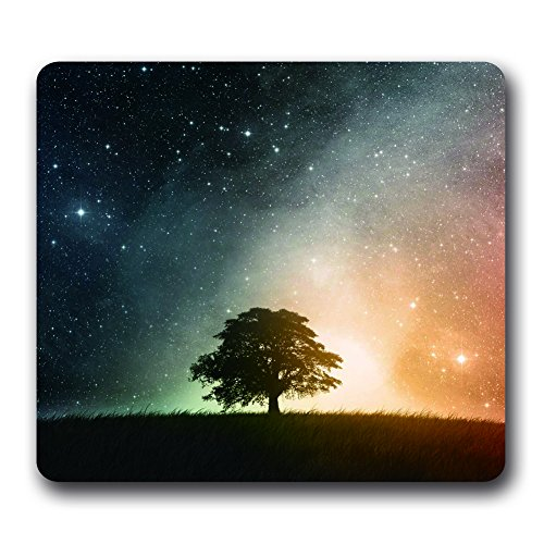 Galaxy Outer Space Mouse Padc10x 9x0.2 Universe Stars Nebula Gaming Mouse Pad
