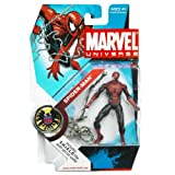 "Marvel Universe 3 3/4"" Series 1 Action Figure Spider-Man(Colors May Vary)"