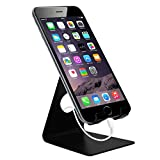 Cell Phone Stand,Sobetter Phone Stand : Cradle, Dock, Holder Switch, iPhone 7 6 6s Plus 5 5s 5c Charging, Accessories Desk, All Android Smartphone - Black …
