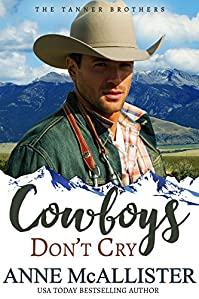 Cowboys Don't Cry by Anne McAllister ebook deal