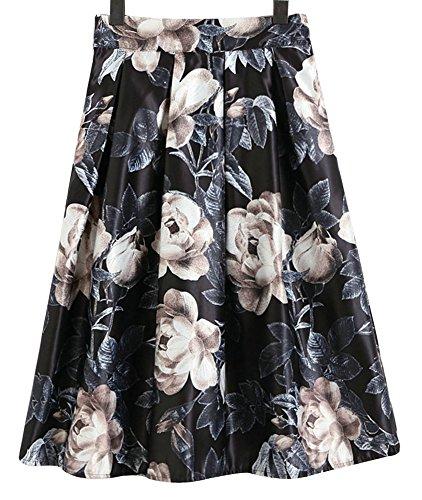 CoutureBridal - Falda - trapecio - para mujer Farbe-101