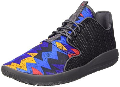 Nike Jordan Men's Jordan Eclipse Black/Unvrsty Rd/Drk Gry/White Running Shoe 10 Men US 724010-035