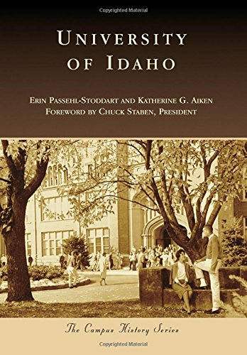 Idaho University (University of Idaho (Campus History))