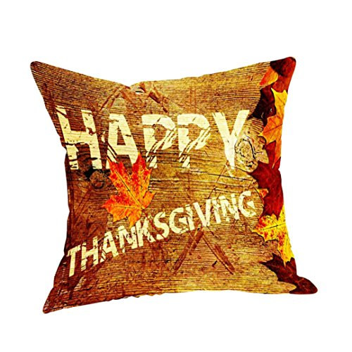 Elaco Pillow Case Family Thanksgiving Blessings Turkey Traditions Gather Pumpkin Turkey Fall Grateful Harvest Printable Home Decor Throw Pillowcase Pillow Cover 17.7