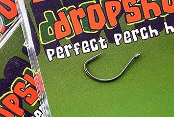 E-Sox Dropshot Perch Hooks Drop Shot ALL SIZES