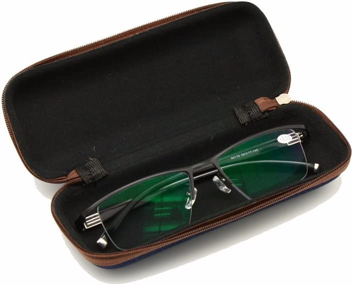 Transition Photochromic Progressive Multi Focus Reading Glasses No Line Gradual 300 by Increments of 25 Rx Farsighted Sunglasses 0 to