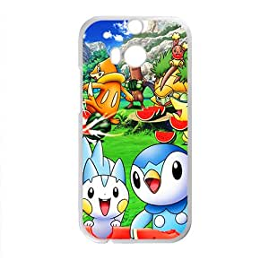 KORSE Watermelon Pokemon Cell Phone Case for HTC One M8