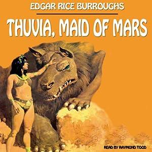 Thuvia, Maid of Mars Audiobook