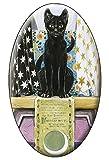 Tarot of the Pagan Cats The High Priestess Magnet