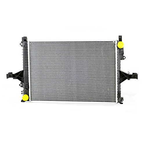 JSD B327 M/T MT Radiator for Volvo S60 S80 V70 XC70 31319056 CU2805 (Manual Trans)