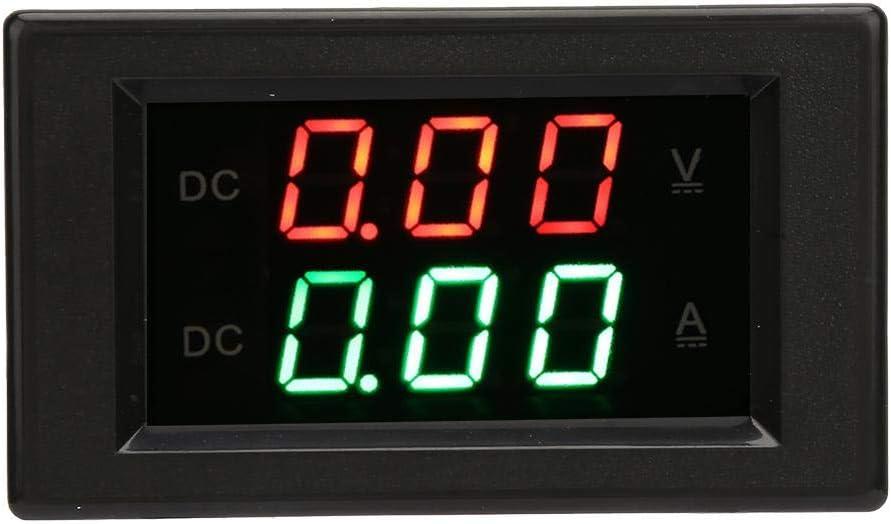 SEAFRONT YB4835VA 0~100 V 20A Dual Display Integrierte Voltmeter Amperemeter