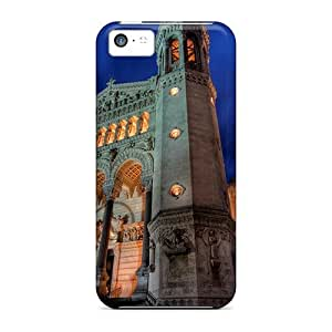 OAkRnmB1967BIjpi Faddish Majestic Cathedral Case Cover For Iphone 5c
