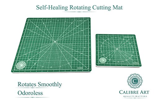 Martelli Rotating Cutting Mat ★ Best Value ★ Top Picks