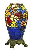 Amora Lighting AM1111V12 Tiffany Style Grapes Table Lamp - 13